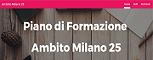 Piano formazione docenti Milano 25